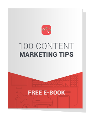 ebook cover 6 - 100 Content Marketing Tips