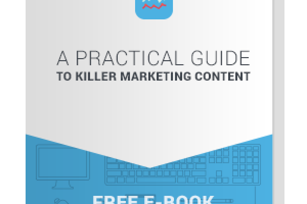 ebook cover 8 600x400 - A Practical Guide To Killer Marketing Content